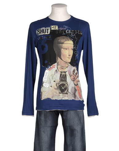 DESIGUAL - Long sleeve t-shirt
