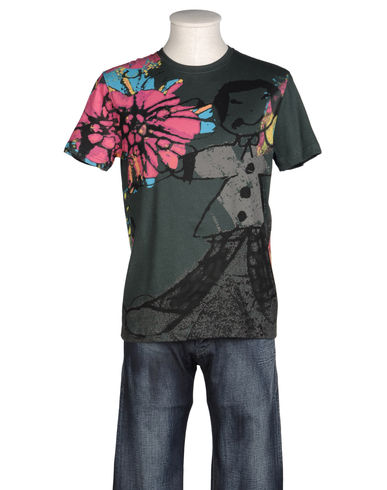 DESIGUAL - Short sleeve t-shirt