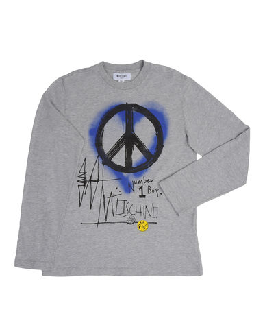 MOSCHINO TEEN - Long sleeve t-shirt