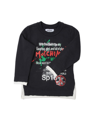 MOSCHINO KID - T-shirt