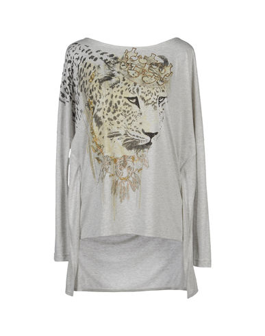 ROBERTO CAVALLI - Long sleeve t-shirt