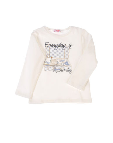 IL GUFO - Long sleeve t-shirt