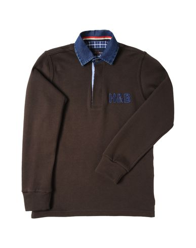 HARMONT&amp;BLAINE - Polo sweater