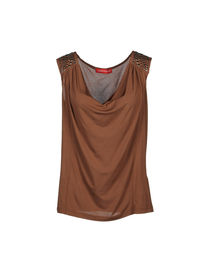 ANGELO MARANI - Sleeveless t-shirt