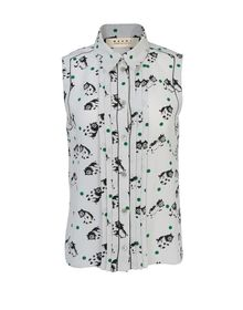 Sleeveless shirt - MARNI