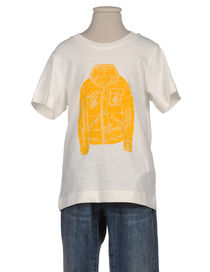 MONCLER - Short sleeve t-shirt