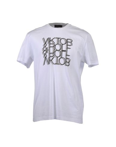 "VIKTOR & ROLF ""Monsieur"" - Short sleeve t-shirt"