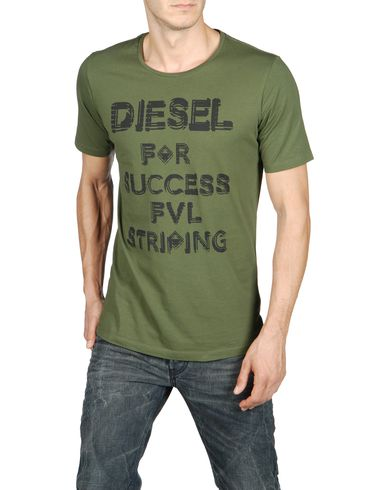 DIESEL - Short sleeves - T6-ONE 00919