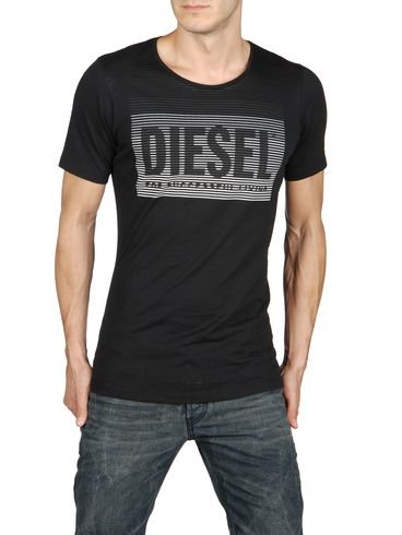 DIESEL - Short sleeves - T6-THREE 00919