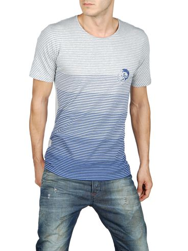 DIESEL - Short sleeves - T6-FIVE 00919