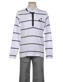 ARMANI JUNIOR - Polo shirt