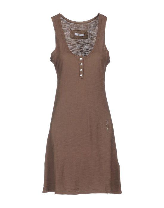 Фото B. YU Короткое платье. Купить с доставкой