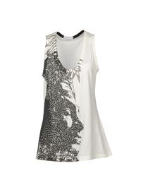 COSTUME NATIONAL - Sleeveless t-shirt