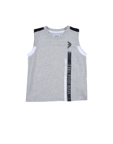 ARMANI JUNIOR - Sleeveless t-shirt