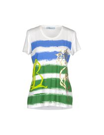 BLUMARINE - Short sleeve t-shirt