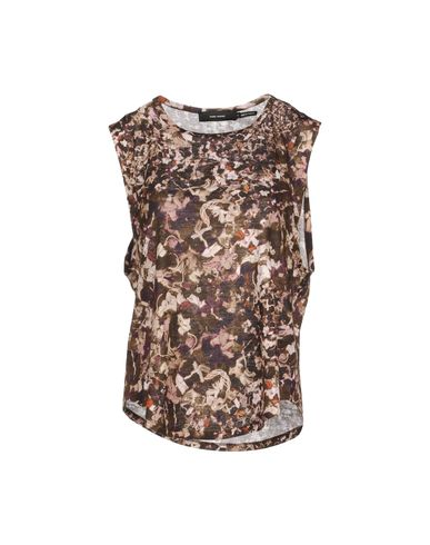 ISABEL MARANT - Sleeveless t-shirt