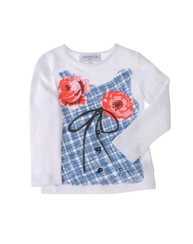SIMONETTA MINI - Long sleeve t-shirt