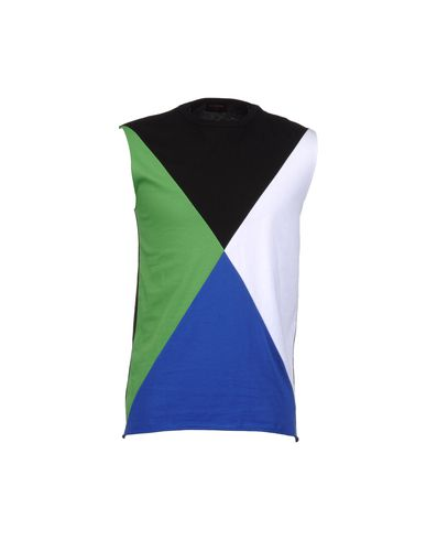 RAF SIMONS - Sleeveless t-shirt