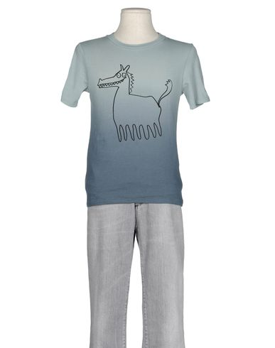 STELLA McCARTNEY KIDS - Short sleeve t-shirt