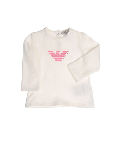 ARMANI BABY - Long sleeve t-shirt