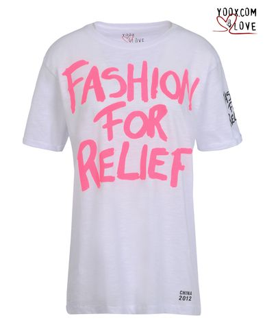 FASHION FOR RELIEF - T-shirt