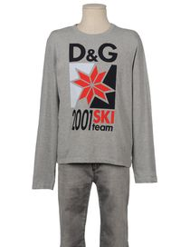 D&amp;G JUNIOR - T-shirt