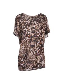 ISABEL MARANT - Short sleeve jumper