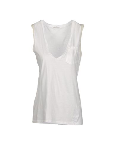 GOLDEN GOOSE - Sleeveless t-shirt
