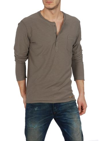 DIESEL - Long sleeves - T-CANOPY-RS 00KDY
