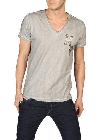 DIESEL - Short sleeves - T-GOBI-RS