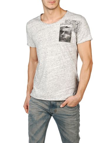 DIESEL - Short sleeves - T-DESERT
