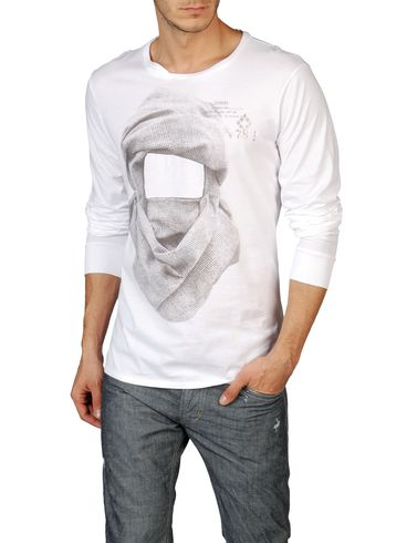 DIESEL - Long sleeves - T-SONORA-RS