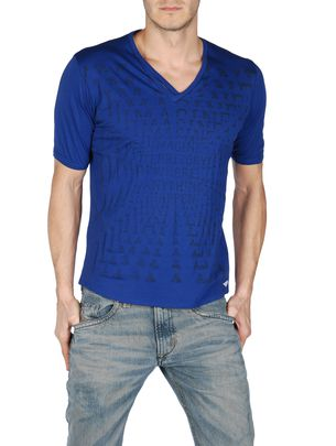 T-shirts &amp; Tops DIESEL: T-KIZILKUM-RS