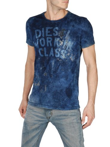 DIESEL - Short sleeves - T-AUSMA-RS