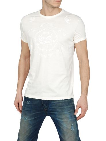 T-shirts &amp; Tops DIESEL: T-TAKLAMAKAN-RS