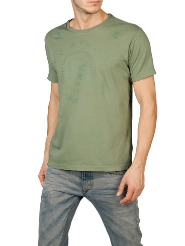 DIESEL - Short sleeves - T-TAKLAMAKAN-RS