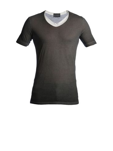 T-shirts &amp; Tops DIESEL BLACK GOLD: TAICIYCOL