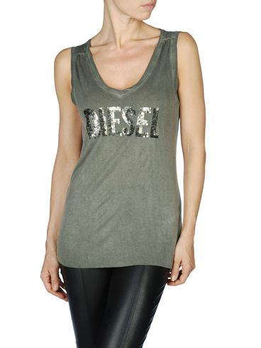 T-shirts & Tops DIESEL: T-CRASSULA-C