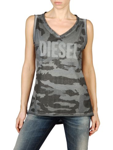 DIESEL - T-Shirt - T-CRASSULA-D