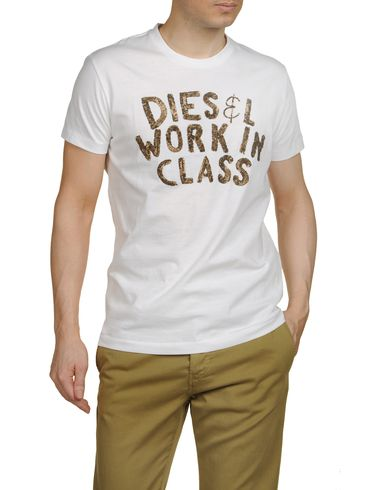T-shirts &amp; Tops DIESEL: T-GIPSON-RS