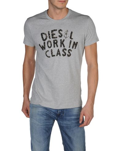 DIESEL - Short sleeves - T-GIPSON-RS