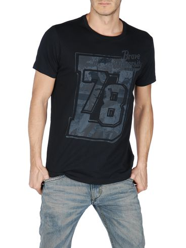 DIESEL - Manches courtes - T-ATACAMA-R 0091B