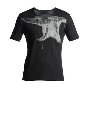 T-shirts &amp; Tops DIESEL BLACK GOLD: TAICIY-INCUDINE