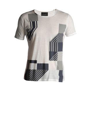 T-shirts & Tops DIESEL BLACK GOLD: TORICIY-QUILTY
