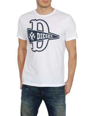 T-shirts &amp; Tops DIESEL: T-D-R 0091B