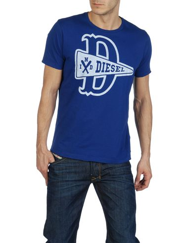DIESEL - T-Shirt - T-D-R 0091B