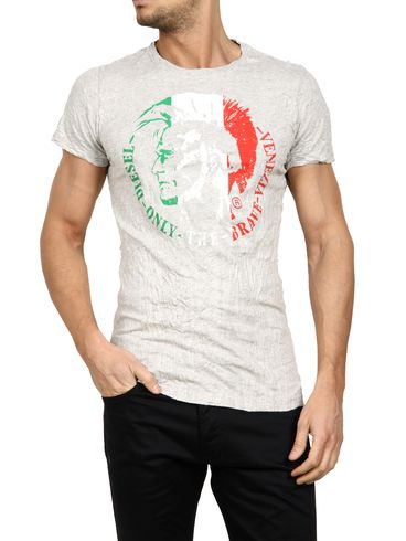 DIESEL - Short sleeves - SO-C-VENEZIA-R