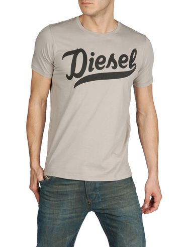 DIESEL - Kurze rmel - T-ATACA-R 0091B