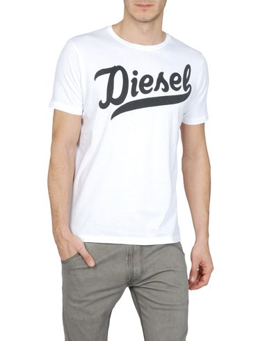 DIESEL - Short sleeves - T-ATACA-R 0091B