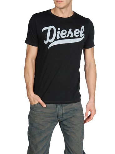 T-shirts &amp; Tops DIESEL: T-ATACA-R 0091B
